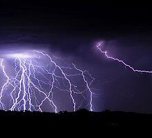 1,000,000 volts!!! by Rikki  Pool