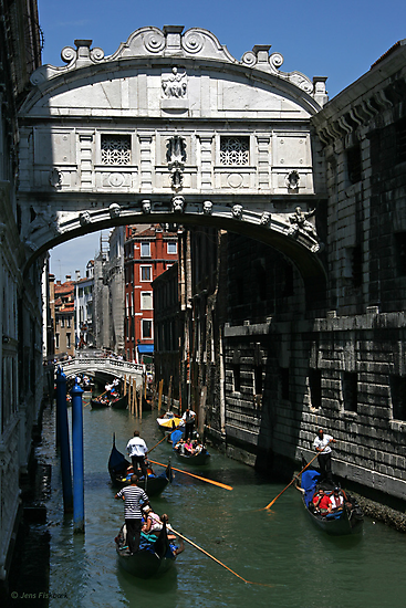 Bridge of Sighs by imagic