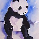 Cuddly Panda by Ruth S Harris