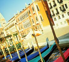 Colorful Venice by Silvia Ganora