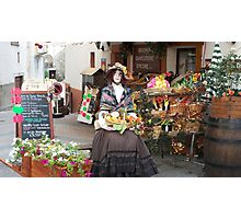 Lovely shop Photographic Print
