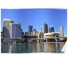 Darling Harbour Poster