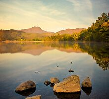 Stuart Stevenson - Scotland in the Gloaming by StuartStevenson