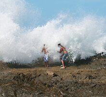 Taking Your Chances,Rock Surfing by SouthernCross