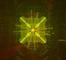 'Glowing Dreams Can Warp TimeSpace...' by Scott Bricker