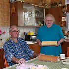 Marvellous Marjorie and her husband Rodney Maczkowiack, Kingston by lizh