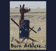 Born Athlete by Karen Stackpole