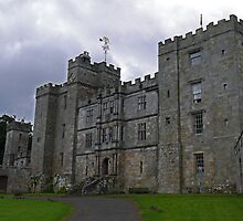 Chillingham Castle by Ryan Davison Crisp