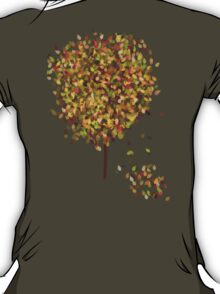 Falling Leaves T-Shirt T-Shirt