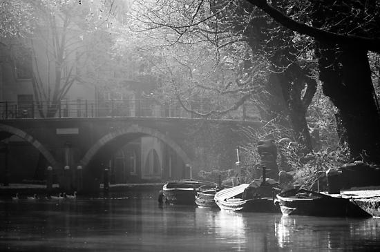 Nostalgia - Winter in Holland (prt 1)! by ferryvn