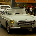 Volvo  P 1800 S  -  1963 - Vintage Swedish Car by Buckwhite