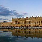 Versailles Castle by Julien Tordjman