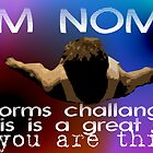 I Am Nomad. by Peter Dawson