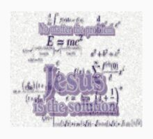 Jesus is the Solution by Art McMahon