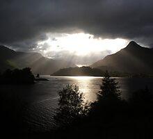 Morning sun, Loch Leven by Gary Eason + Flight Artworks