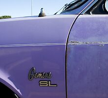 Purple Gemini, Bentley by TheLazyAussie
