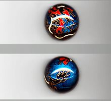 Baoding Balls by Wayne Gerard Trotman