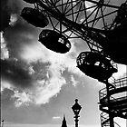The Millennium Wheel, London, UK by aldogallery