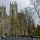 York Minster by dougie1
