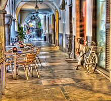 porticoes in Chiavari by oreundici