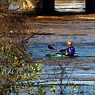 Congaree Kayaker by Jay Gross
