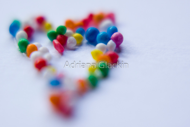 100's & 1000's of hugs by Adriana Glackin