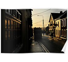 Wofle Tone Street Poster