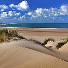 My beautiful North Sea Beach by Adri  Padmos