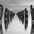 Pier to Infinity - Clifton Springs by Graeme Buckland