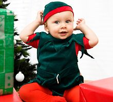 Christmas Joy (Elf Style) by Marnie Hibbert
