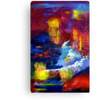From deep within Canvas Print
