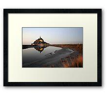 France - Normandie/Bretagne - Mont Saint-Michel Framed Print