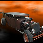 """The Trolling Rat Rod"" 1925 Dodge by TeeMack"