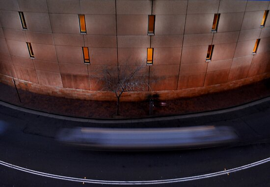 Intercontinental hotel. by Matt kelly.