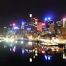 Darling Harbour In The Early Hours by rharvey