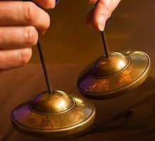 Meditation Bells by Elena Ray