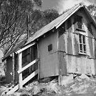 Bush Hut, Bogong Highplains by jasondean