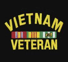 Vietnam Veteran sm by Walter Colvin