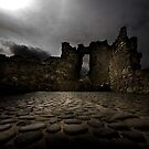 Ruins Of Dunluce by StuartGLoch