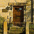 The Doorway 1784 by Trevor Kersley