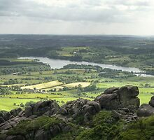 The Roaches: The Peak District by Steven  Lee