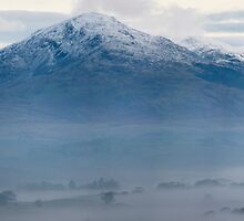 Coniston Fells Panorama by Simon Hathaway