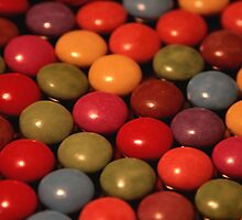 Colours Of Candy by Dirk Pagel