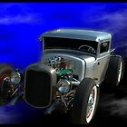 1930 Ford Hot Rod Pickup by TeeMack