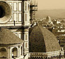 Duomo & Florence! by Gursimran Sibia