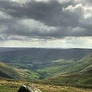 Edale: The Peak District by Steven  Lee
