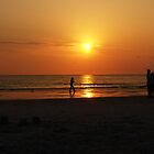 Heavenly Existance - St Pete, Florida by Audrey Krüger