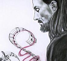 Mandolin Heart by margotmythmaker