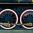 Locomotive Wheels by BigD