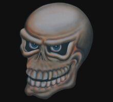 Skull T-Shirt by Karl R. Martin